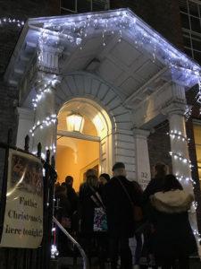 Santa's Grotto at Lewes House